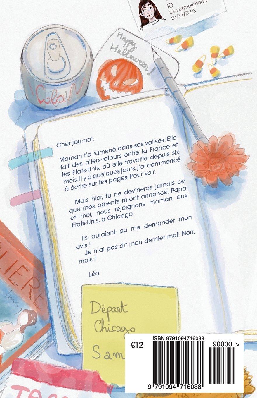 Journal D Une Ado Expatriee Un Livre Roman Enfant Et