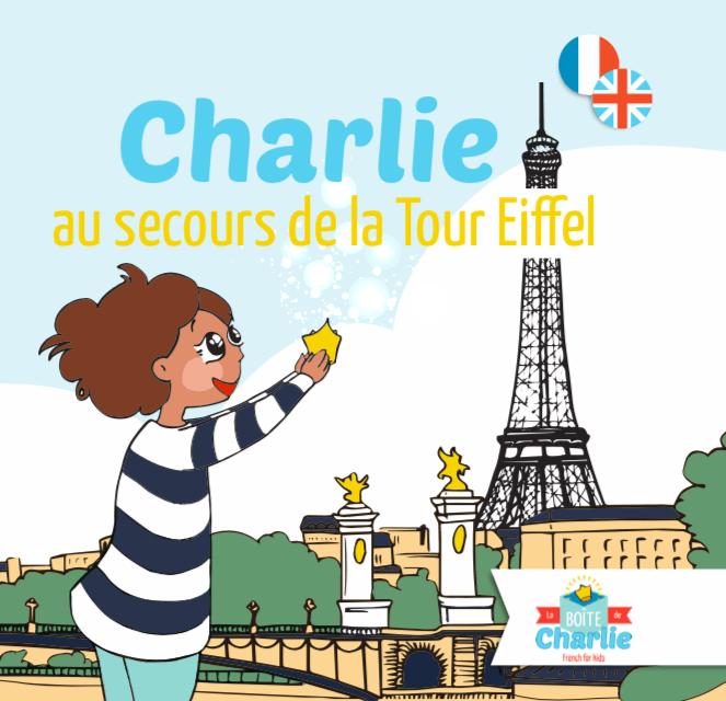 La Boite de Charlie: le français pour les enfants expats anglophones
