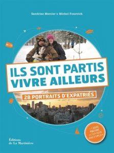 livre vie à l'étranger portraits d'expatriés