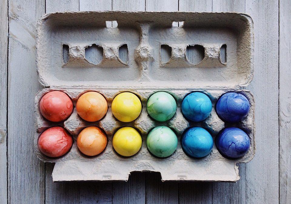 Faites le plein d'activités manuelles de Pâques pour votre enfant expatrié !